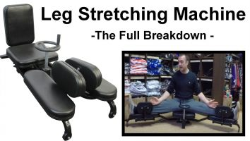 Best Leg Stretcher Machine for Flexibility
